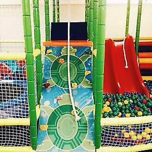 Детские игровые зоны